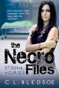 The Necro-Files by C.L. Bledsoe